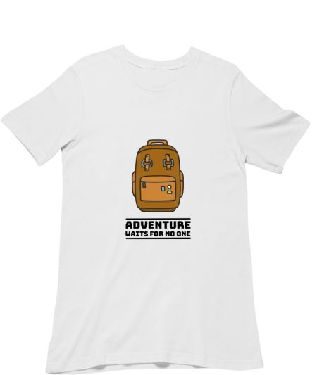 Adventure Waits for No One