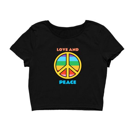 Love And Peace - LGBT+ Pride