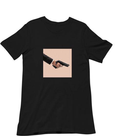 The gun controls you