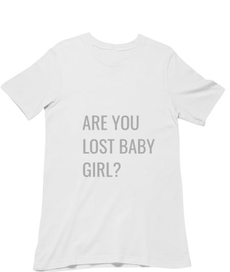 Are you lost Baby Girl?