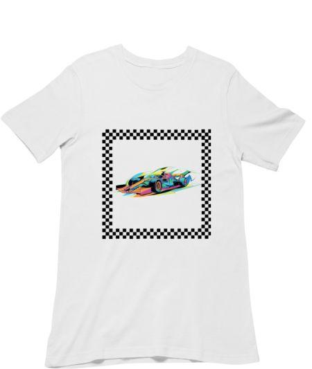 F1 Car illustration