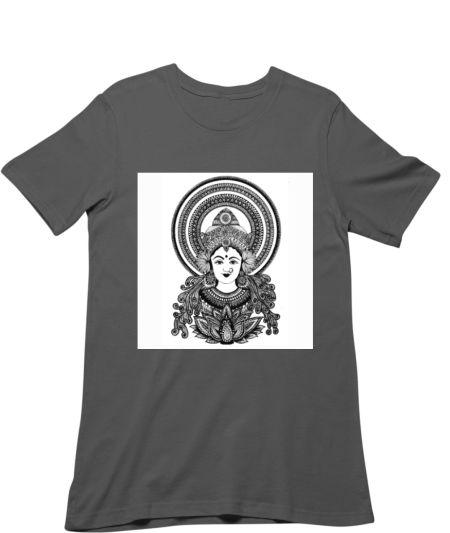 Goddess Lakshmi Doodle