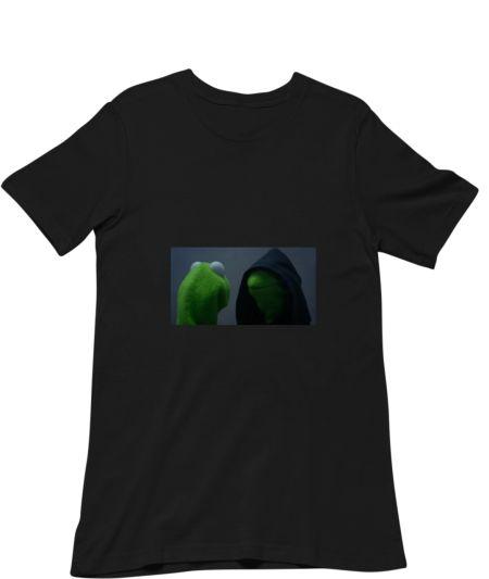 Evil Kermit Meme Tshirt