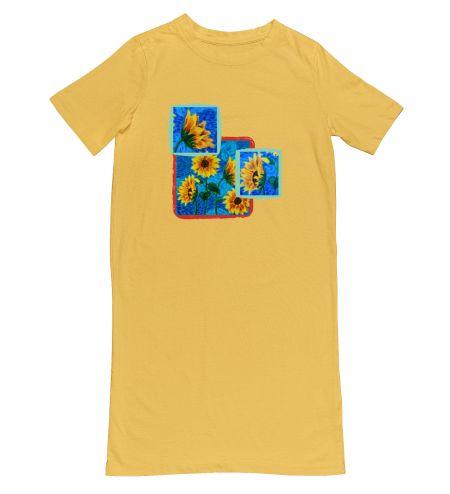 Starry Night and Sunflowers Van Gogh