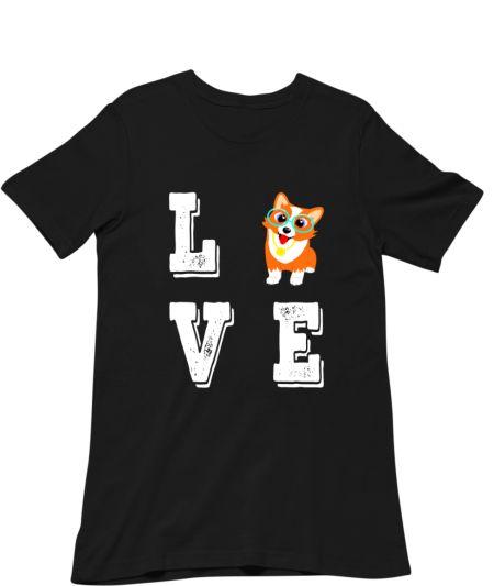 Love Corgi Dog Cute