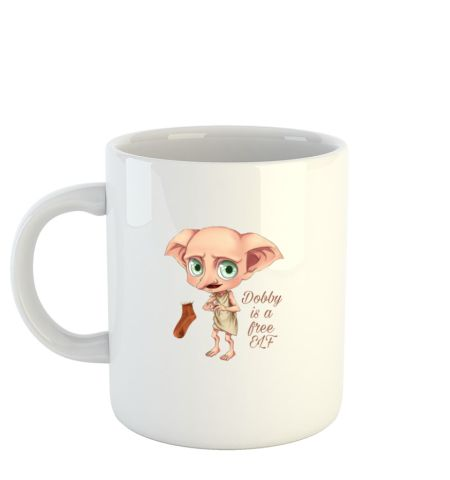 Harry Potter : Dobby is a free elf