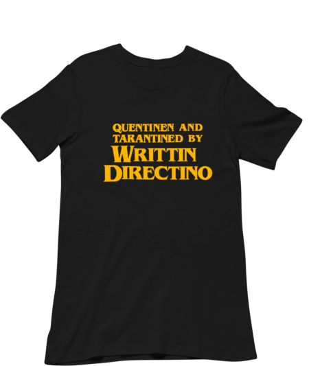 Funny Tarantino Quote