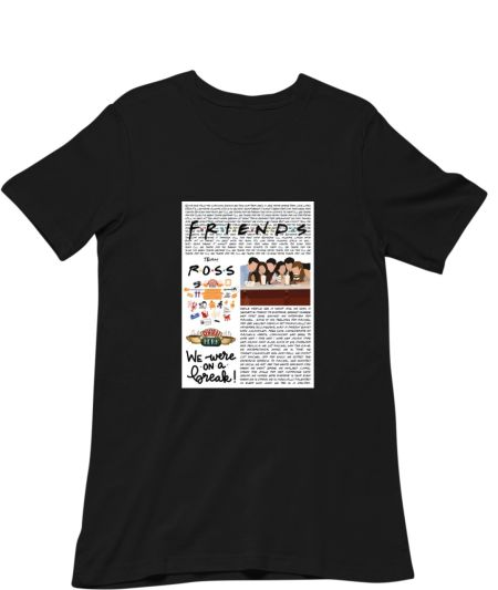 Why Ross is the best F.R.I.E.N.D.S. character?