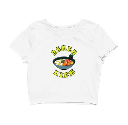 Cool Ramen Life Foodie Shirt