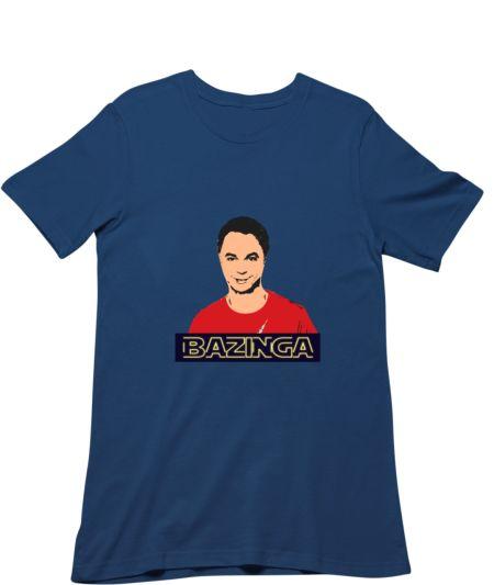 Sheldon Cooper's Bazinga