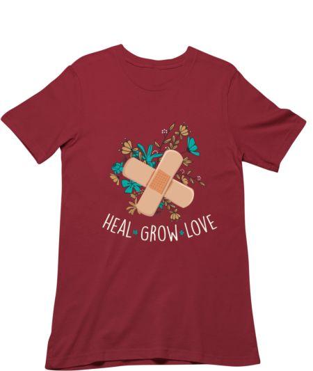 Heal * Grow * Love