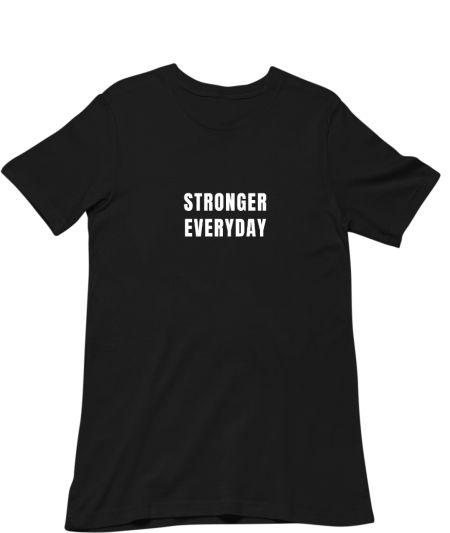 STRONGER EVERYDAY