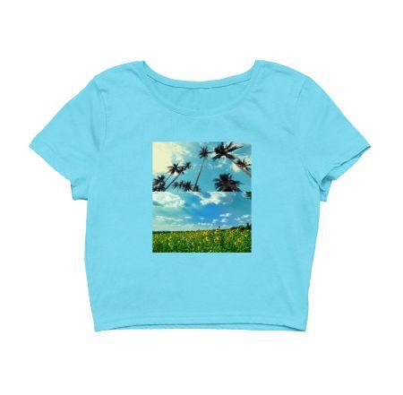 Sunflower and Summer Season art design