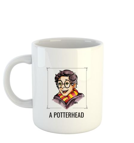 Potterhead merch