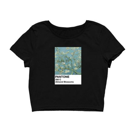 Van Gogh Almond Blossoms Pantone