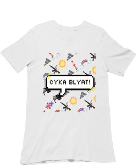 The cleaner Cyka Blyat