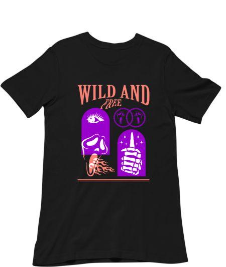 Wild and Free Streetwear