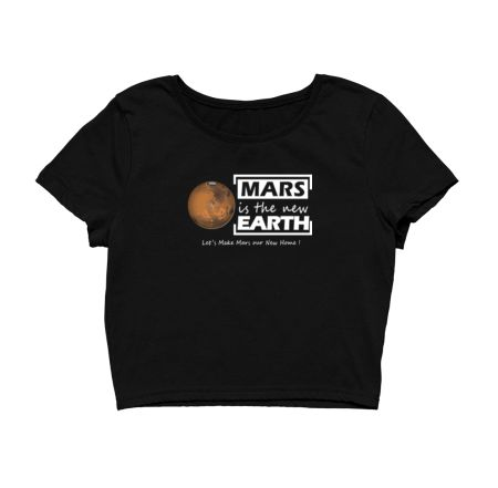 Mars is the new Earth
