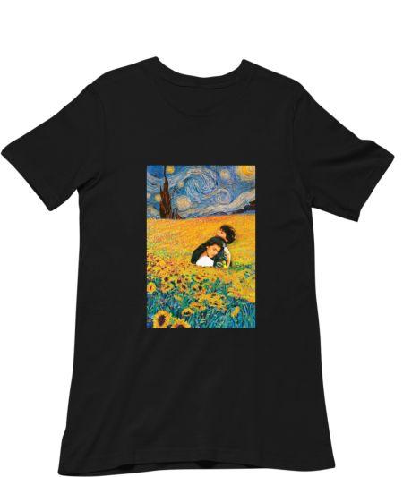 Van Gogh x DDLJ