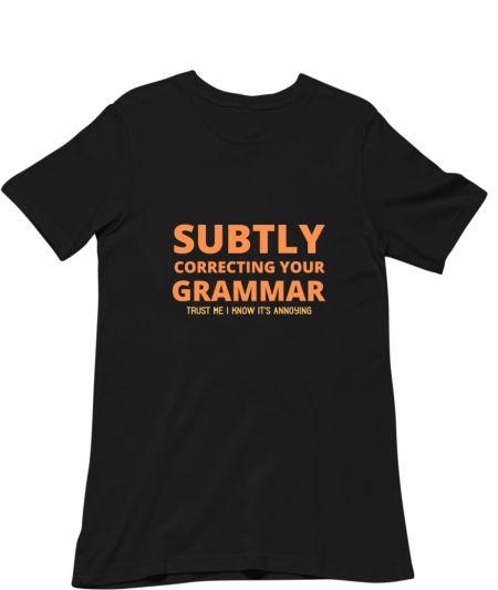 Subtly correcting your grammar