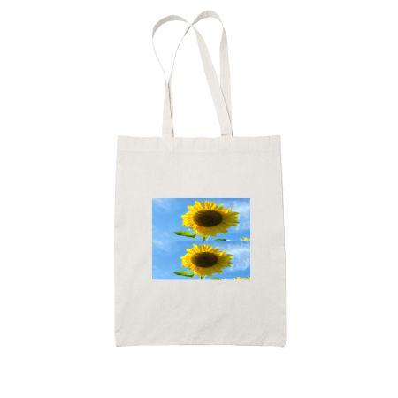 Sunflower Yellow Colour Art Design Crop Hoodie