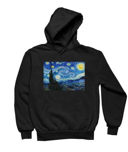 Van Gogh  famous painting starry night print