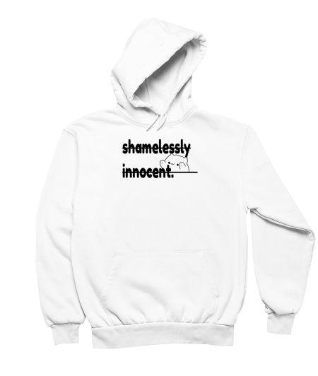 Shamelessly innocent
