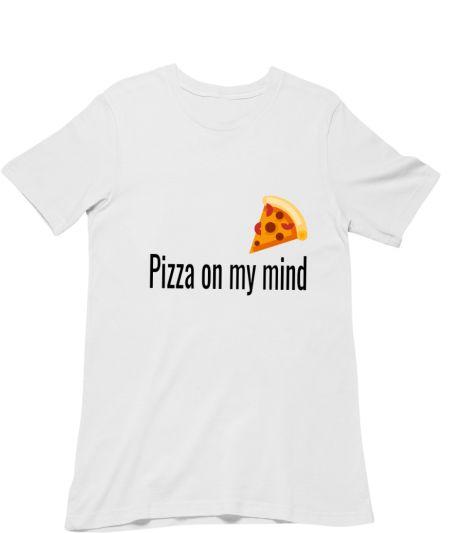 Pizza on my mind