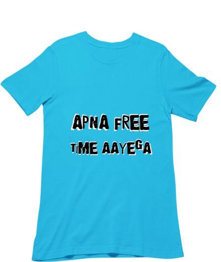 Apna free time aayega!