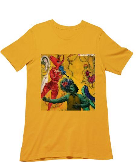 Joker x Chagall