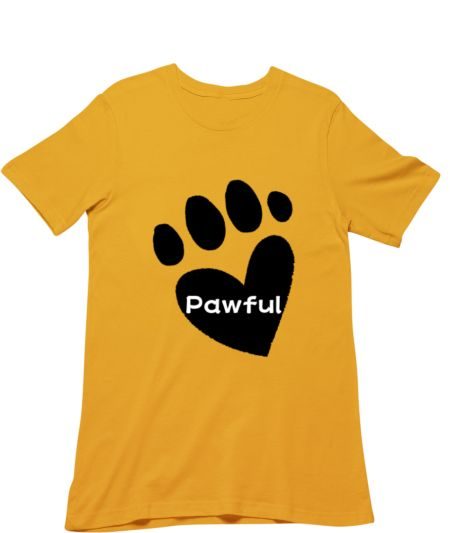 Pawful Unisex T-Shirt