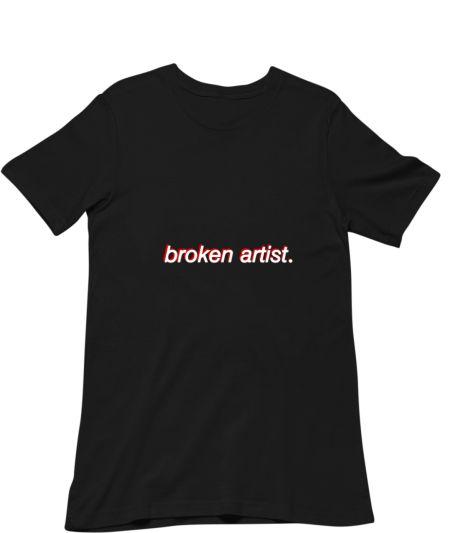 Broken artist