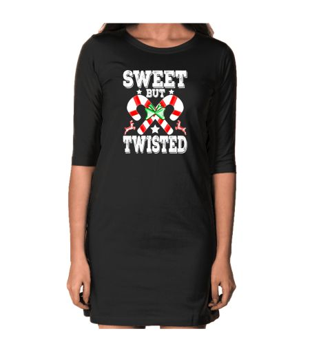 Sweet But Twisted Candy