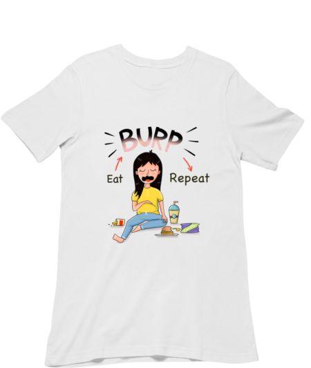 Eat burp repeat