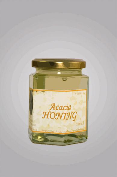 Acaciahoning 250 gram