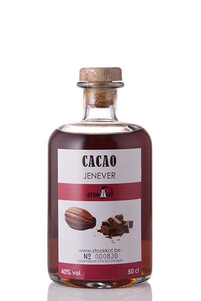 Cacaojenever 50cl