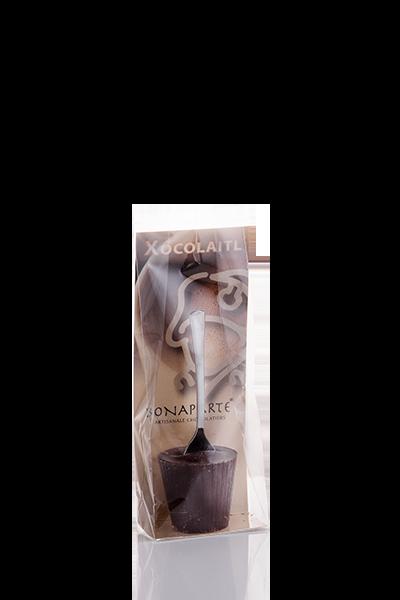 Chocolade lepel