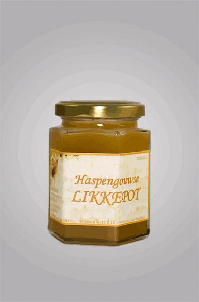 Haspengouwse likkepot 250 gram