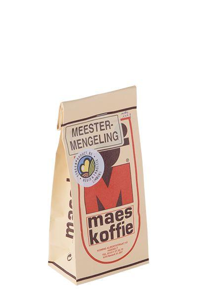 Maes Koffie bonen 100 gram