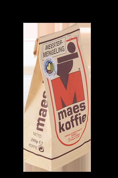 Maes Koffie bonen 250 gram