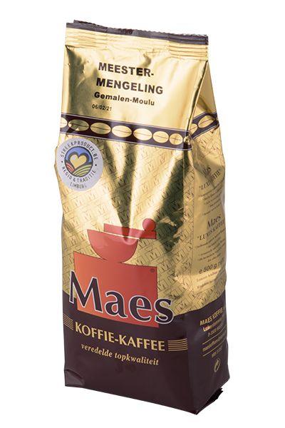 Maes Koffie bonen 500 gram