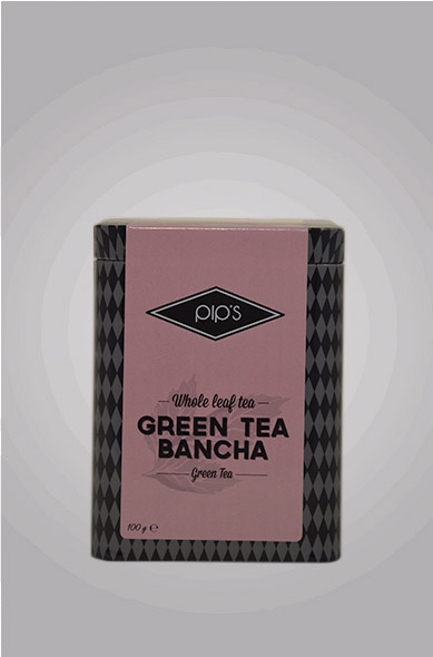 Pips Green Tea Bancha
