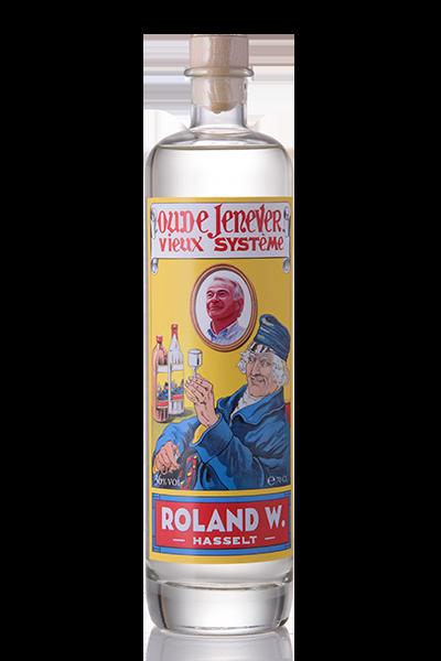 Roland W Hasseltse Jenever 70cl