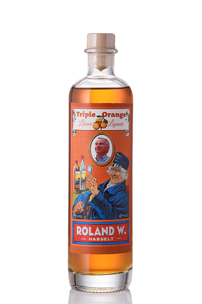Roland W Hasseltse Triple Orange 50cl