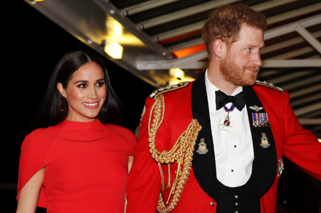 Инсайд дня: Меган и Гарри знали о выходе из королевской семьи еще до свадьбы