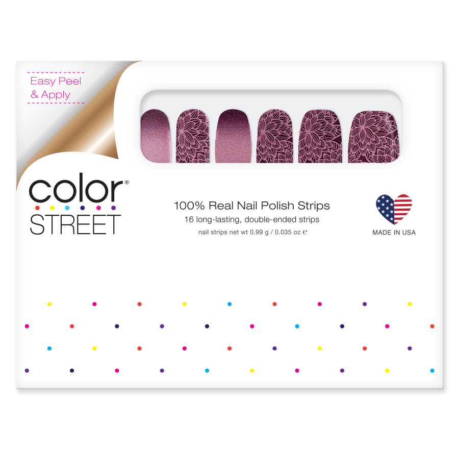 rule of plum color street