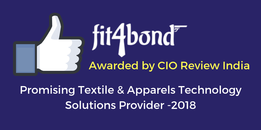 Fit4bond is awarded by CIO Review India Magazine