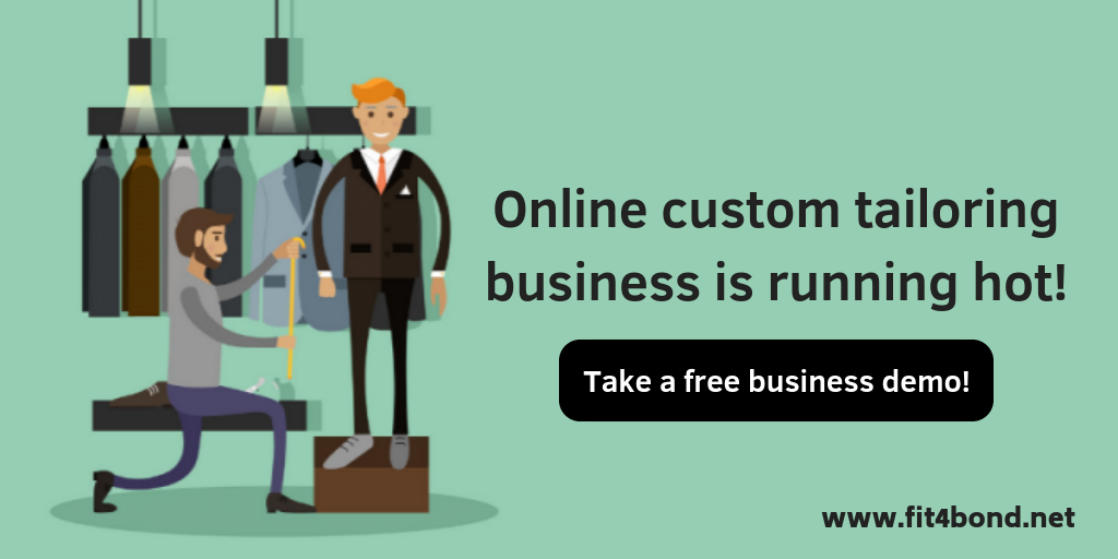 Leading custom tailoring software to start successful online business