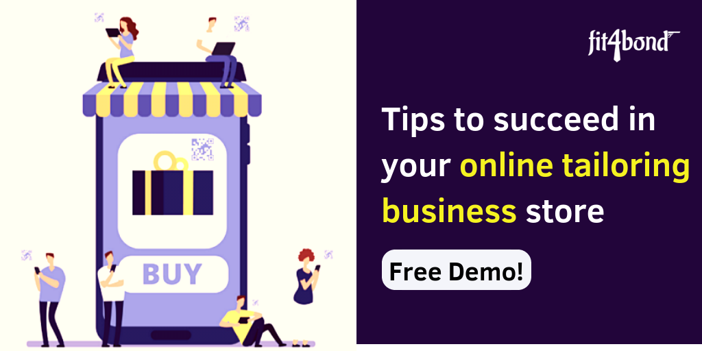 Simple tips to customize your online tailoring business store