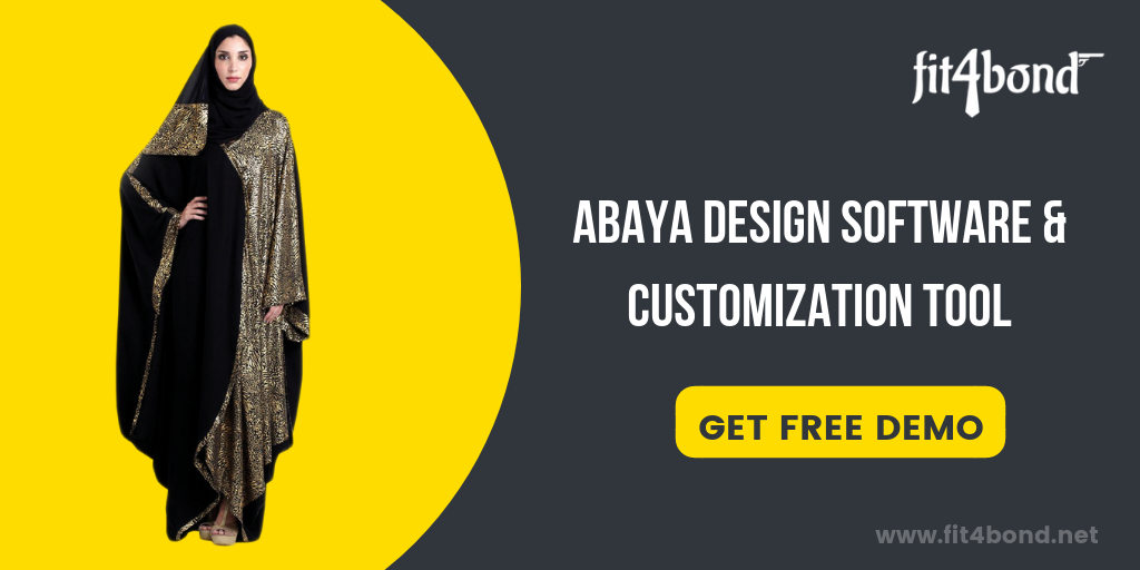 Abaya Design Software & Customization Tool